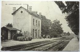 LA GARE - GENSAC La PALLUE - Other Municipalities