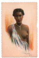 (Nus) 150, Madagascar, Yvon 8, Jeune Fille Vezo Par Liézard, Expo. Inter. Paris 1931 - Süd-, Ost-, Westafrika