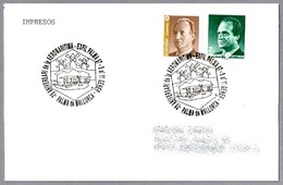 75 Aniversario De La Aeromaritima. MOLINOS - WINDMILLS.  Palma De Mallorca, Baleares, 1997 - Molinos