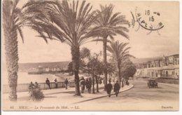 L20J_121 - Nice - 44 La Promenade Du Midi - Unclassified