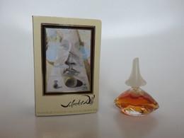 Salvador Dali - Parfum De Toilette- 5 ML - Miniatures Femmes (avec Boite)