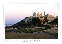 Malta. Mdina The Old City. Maltese Arcipelago. The Island's Capital Until The Arrival Of The Knights Of St. John. Malte. - Malte