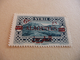 TIMBRE   ALAOUITES      N  38     COTE  3,00  EUROS   NEUF  LUXE** - Alaouites (1923-1930)