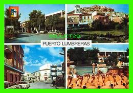 PUERTO LUMBRERAS - DIVERS ASPECTS - 4 MULTIVUES - - Murcia