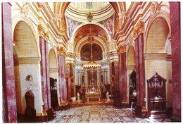Malta. Mdina. Cathedral Church, Interior. Malte. Mdina. Eglise Cathédrale, Intérieur. Dom, Inneres. Chiesa Cattedrale. - Malte