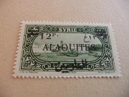 TIMBRE   ALAOUITES      N  39     COTE  3,00  EUROS   NEUF  LUXE** - Alaouites (1923-1930)