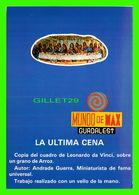 EL CASTEL DE GUADALEST, SPAIN - MUSEO DE MINIATURAS - MUNDO DE MAX - - Espagne
