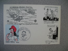 Carte-Maximum 1983   N°  2291 - Cartes-Maximum