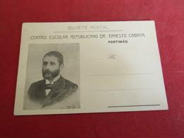 Portugal - Portimão - Centro Escolar Republicano Dr.Ernesto Cabrita - Très Rare Carte Postale - Faro