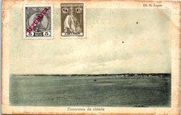 AFRIQUE --  SAO TOME Et PRINCIPE--  Panorama Da Cidade - Sao Tome Et Principe