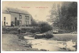 Saint Leger  Les Bords Du Ton 1911 Edit LallemandMarbehan - Saint-Léger