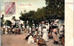 AFRIQUE --  SAO TOME Et PRINCIPE -- S Thomé - Trechos Da Fiera - Sao Tome Et Principe
