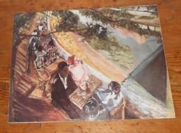 Vernissage De L'exposition Colette Beleys. Une Passion D'Espagne. 1990. - Faire-part
