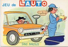 HUMOUR 150 : Jeu De L Auto ; Sans Parole - Humor