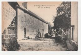179 - SAINT-YRIEIX-LA-MONTAGNE - Un Coin Du Bourg - Francia