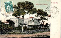 AFRIQUE --  SAO TOME Et PRINCIPE -- S Thomé -- Palacio Do Governo - Sao Tome Et Principe