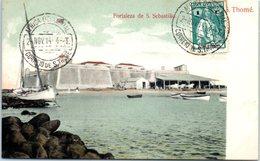AFRIQUE --  SAO TOME Et PRINCIPE -- S Thomé -- Fortaleza De S Sebastiao - Sao Tome Et Principe