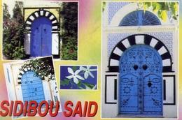 Sidibou Said - Formato Grande Viaggiata Mancante Di Affrancatura – E 9 - Cartoline