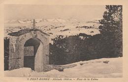Font-Romeu - Porte De La Calme - France