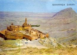 Ishakpasa Sarayi - Formato Grande Viaggiata – E 9 - Cartoline