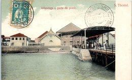 AFRIQUE --  SAO TOME Et PRINCIPE -- S Thomé -- Fortaleza De S. Sebabastiao - Sao Tome Et Principe