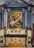 Nazareth - La Grotte De L'annunciation - Formato Grande Viaggiata Mancante Di Affrancatura – E 9 - Israele
