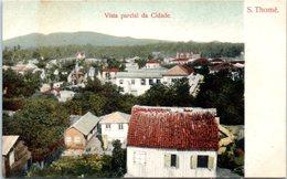 AFRIQUE --  SAO TOME Et PRINCIPE -- S Thomé -- Vista Partial Da Cidade - Sao Tome Et Principe