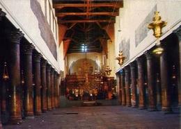 Betlemme - Basilica Della Natività - Formato Grande Viaggiata – E 9 - Israele
