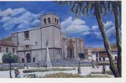 Cusco - Perù . Iglesia De San Francesco - Formato Grande Non Viaggiata – E 9 - Perù