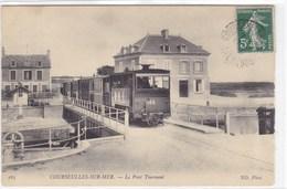 Calvados - Courseulles-sur-Mer - Le Pont Tournant - Courseulles-sur-Mer
