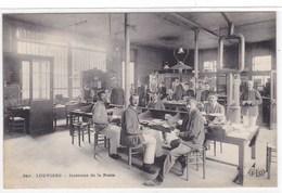Eure - Louviers - Intérieur De La Poste - Louviers