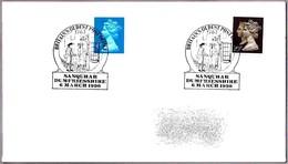 MAS ANTIGUA OFICINA DE CORREOS BRITANICA - Britain's Oldest Post Office. Sanquhar 1990 - Correo Postal