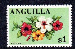 W1029 - ANGUILLA 1967 , Ordinaria Yvert N. 13   ***   MNH - Anguilla (1968-...)