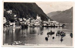 Tarjeta Postal  Salzkammergut Circulada. Austria - Austria