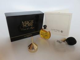 Magie Noire - Coeur De Magie - Lancôme - Coffret - Miniatures Modernes (à Partir De 1961)