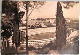 ROMA - STADIO OLIMPICO - FG VG 1960 CON FRANCOBOLLO - Stadien & Sportanlagen