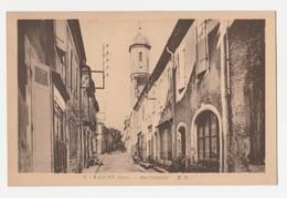 182 - MANCIET - Rue Centrale - Francia