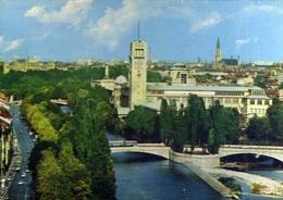 Munchen - Deutsches Museum - Formato Grande Viaggiata Mancante Di Affrancatura – E 9 - Cartoline