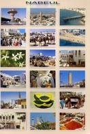 Nabeul - Formato Grande Viaggiata Mancante Di Affrancatura – E 9 - Cartoline