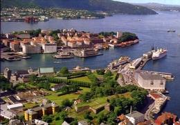 Norge - Bergen - Formato Grande Non Viaggiata – E 9 - Cartoline