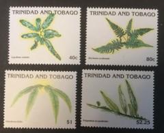 Trinidad & Tobago - MNH** - 1991 - # 530/533 - Trinidad & Tobago (1962-...)