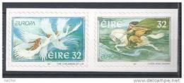 Irlande 1997 N°1005/1006 Adhésifs Neufs **  Europa Contes Et Légendes - 1949-... Republic Of Ireland