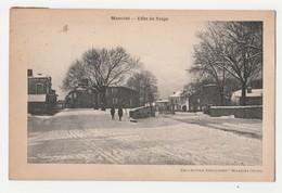 183 - MANCIET - Sous La Neige - Francia
