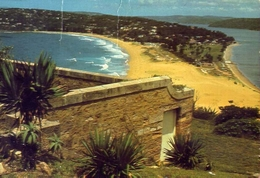 Palm Beach Viewed - Australia - Formato Grande Viaggiata – E 9 - Cartoline