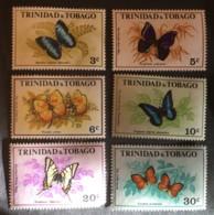 Trinidad & Tobago - MH* - 1972 - # 210/215 - Trinidad & Tobago (1962-...)