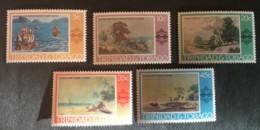Trinidad & Tobago - MH* - 1976 - # 262/266 - Trinidad & Tobago (1962-...)