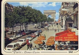 Paris - Champo Elyoeeo - Formato Grande Viaggiata – E 9 - Cartoline