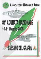 81ª Adunata Alpini Bassano Del Grappa Vicenza 11-05-2008 ANA 1/2 - Manovre