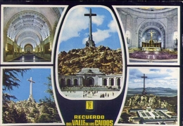 Recuerdo Del Valòle De Los Caidos - Formato Grande Non Viaggiata – E 9 - Cartoline