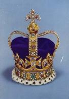St. Edward's Crown - The Crown Of England - Formato Grande Non Viaggiata – E 9 - Cartoline